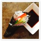 vegan-sushi-with-Kikkoman-soy-sous