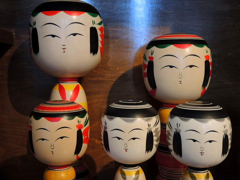 Yajiro-kokeshi